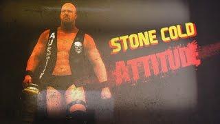 WWE 2K16 Stone Cold Attitude Promo
