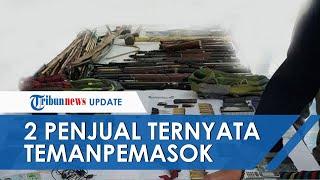 2 Oknum Polisi yang Terlibat Jual Beli Senjata ke KKB Papua Awalnya Ternyata Berteman dengan Pemasok
