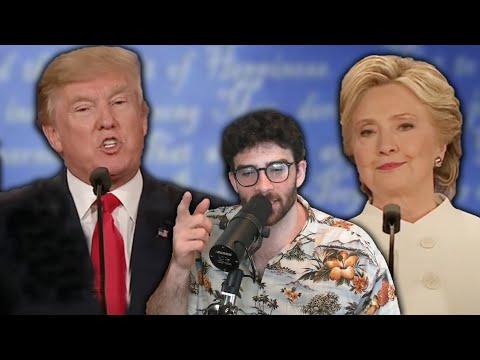 2016 Trump Owns 2020 Trump in Debate!