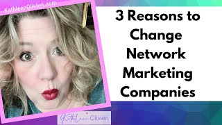 How to Know It's Time to Change Network Marketing Companies