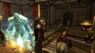 The Elder Scrolls V: Skyrim. Экзотические свадьбы. Ледяной атронах. Прохождение от SAFa