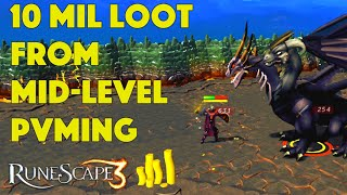 Runescape 3] Loot from 100 Telos kills at Low enrages