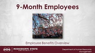 9-month Employees Video