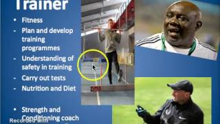 S.C - Roles of a Sports Coach