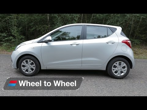 Hyundai i10 vs Toyota Aygo vs Volkswagen Up video 1 of 4