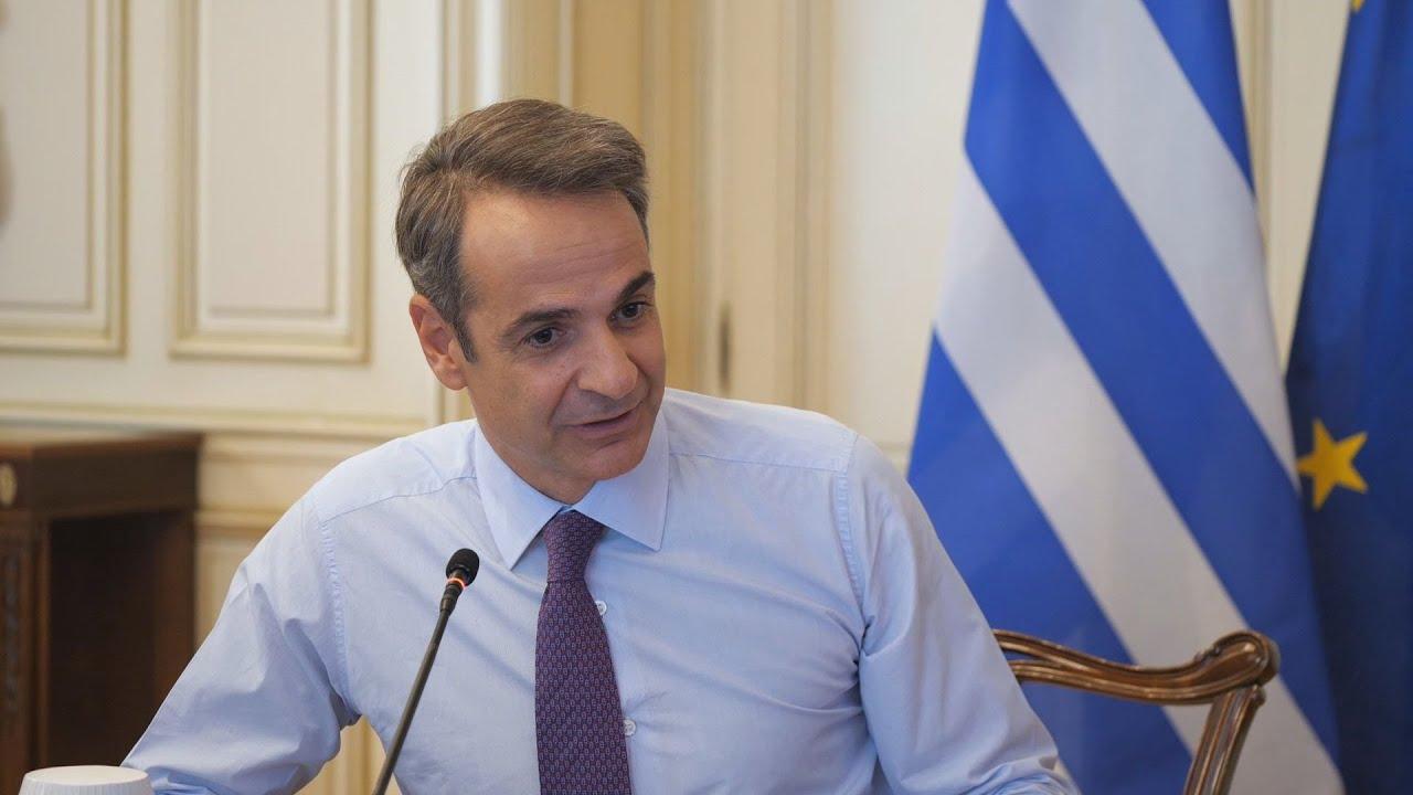 Κυρ. Μητσοτάκης: Τις υψηλότερες, ως ποσοστό του ΑΕΠ, επιχορηγήσεις στην Ευρωζώνη παίρνει η Ελλάδα