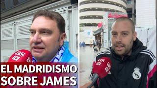 La afición opina sobre James Rodríguez tras el Real Madrid 3-2 Levante   Diario AS