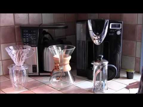 How to choose the best coffee maker
