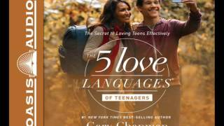 """""""The 5 Love Languages of Teenagers"""" by Gary Chapman"""