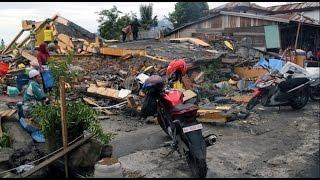 Vidio Detik Detik Gempa Dimalang  16 November 2016