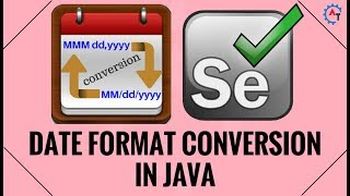 How to Convert Date format in Java