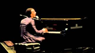 John Legend - Who Do We Think We Are @ Cornell University
