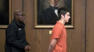 Triple Murder Suspect Arraigned