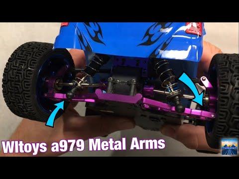 Wltoys a979 Metal Suspension Arm Holder
