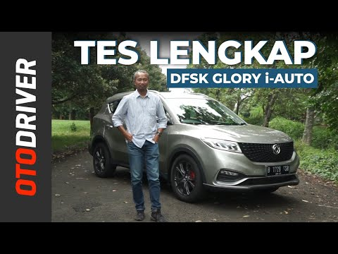 DFSK Glory i-Auto 2020 | Review Indonesia |