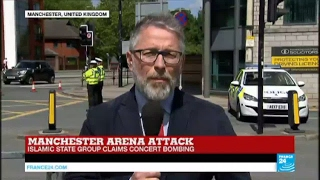 Manchester Terror Attack: ISIS claims responsibility for attack