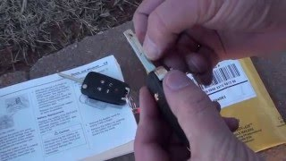 Spare Key for 2014 Chevy Cruze with Push Buttom Start and Auto Start