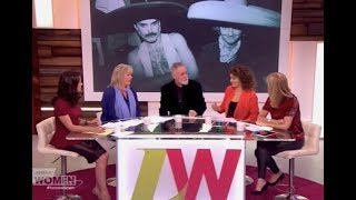 Queen's Roger Taylor - Loose Women 27 Nov 2014