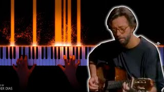 """Video thumbnail of """"Eric Clapton - Tears In Heaven 