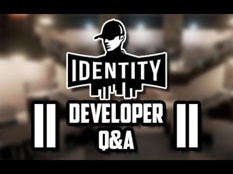 Identity Game - Podcast - Developer Q&A - #2