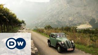 Fiat Topolino - die süße Maus aus Italien | DW Deutsch