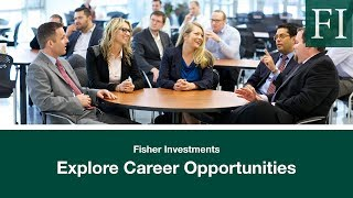 Explore Career Opportunities At Fisher Investments | Fisher Investments