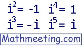 Imaginary numbers - Introduction