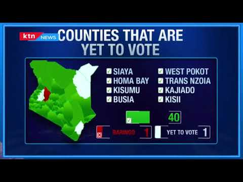 Counties that voted YES for the BBI bill