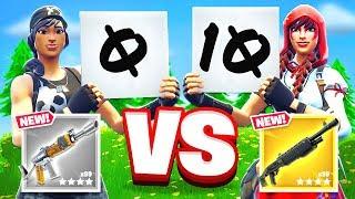 Scorecard EMOTE Challenge *NEW* Game Mode in Fortnite Battle Royale