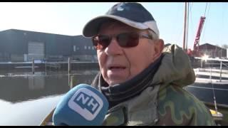 """Spookboot Ligt Al Twee Jaar In Haven Van Medemblik: """"Doodzonde"""""""