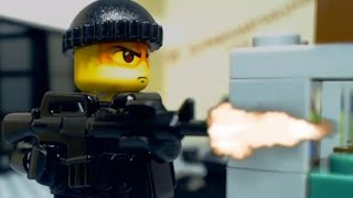 Lego S.W.A.T: Episode 2 (The Robbery)