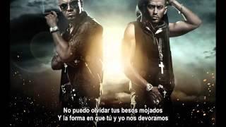 Besos Mojados   Wisin & Yandel (Letra) (Original)
