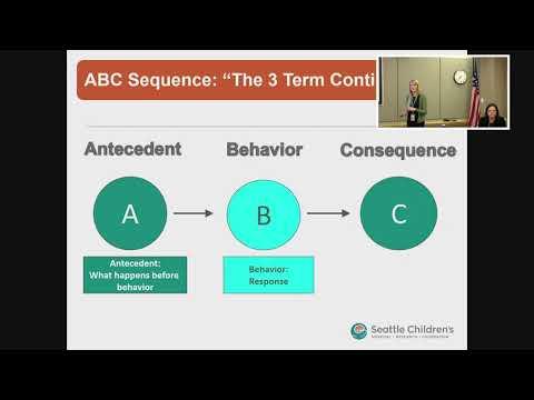 Autism 202: Best Practices in ASD Treatment: Applied Behavior Analysis Update