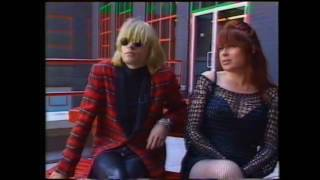 Divinyls 1991 Much Music Interview