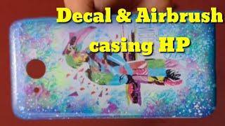 93+ Gambar Casing Hp Airbrush HD Terbaru