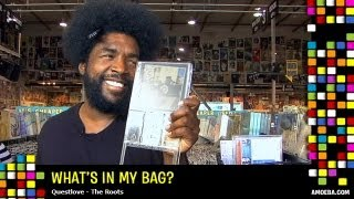 Questlove - What's In My Bag?
