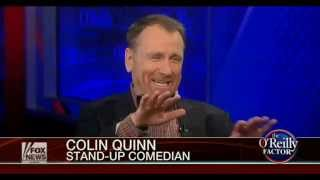 Colin Quinn Sounds Off on Racism Race Relations in America