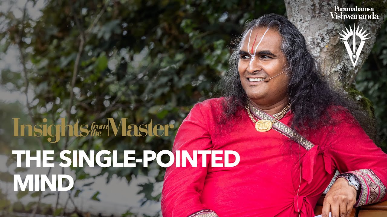 The Single-pointed Mind | Insights from the Master