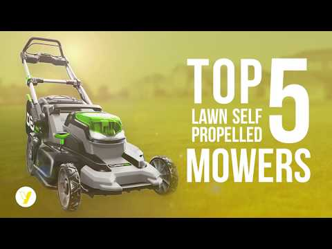 Best Lawn Mower – Best Self-Propelled Lawn Mowers Review ✅