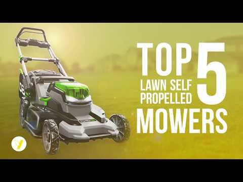 Best Lawn Mower – Best Self-Propelled Lawn Mowers Review ✅