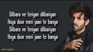 Dilbara Full Song Lyrics - Pati Patni Aur Woh | Sachet Tandon