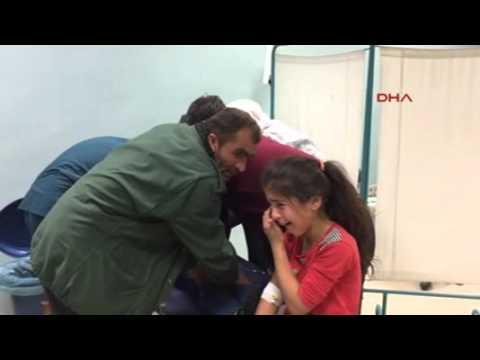 Pervari'de 61 Öğrenci Hastanelik Oldu
