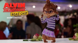 Alvin and the Chipmunks: The Road Chip - Juicy Wiggle - Clip