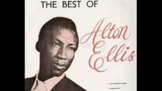 Alton Ellis - Dance Crasher