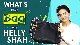 What's In My Bag With Helly Shah | Bag Secrets Revealed | India Forums