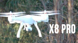 LO MAS PRO DE SYMA: Syma X8 Pro con GPS en español