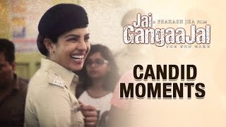 Jai Gangaajal - Candid Moments - YouTube