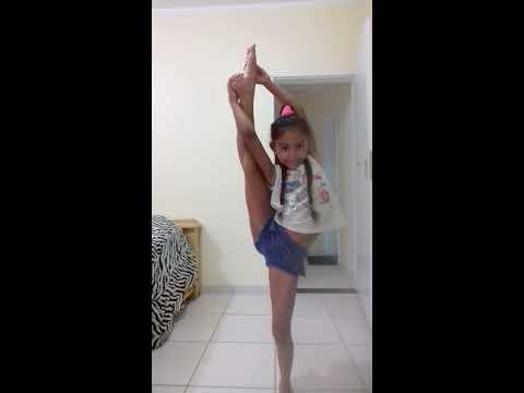 o que eu sei fazer da ginastica artistica pt 1
