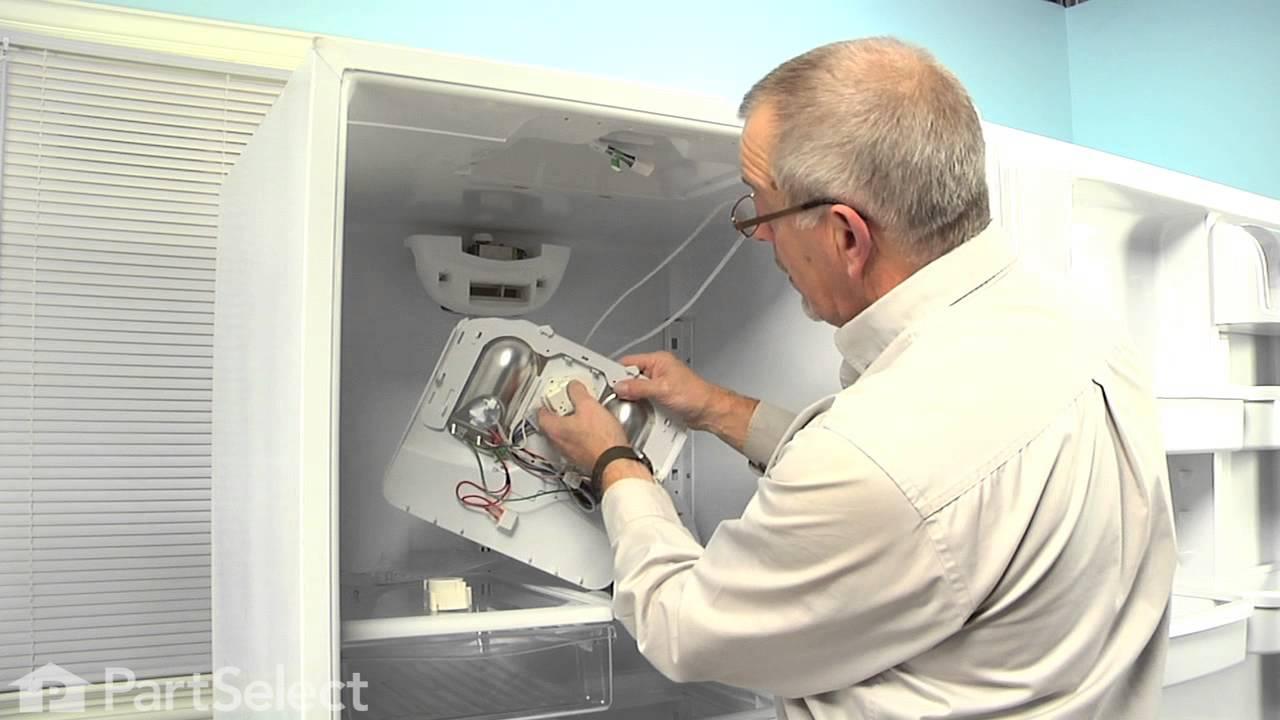 Replacing your Amana Refrigerator Defrost Timer - 120V 60Hz