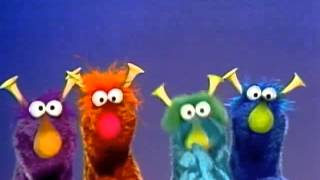 "Classic Sesame Street- Honkers Play ""Mary Had A Little Lamb"" (3-part Sketch)"